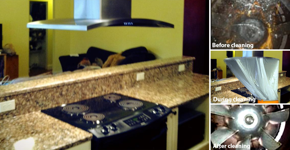 Have Your Kitchen Exhaust System Professionally Cleaned